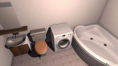 Raumgestaltung łazienka in der Kategorie Wohnzimmer