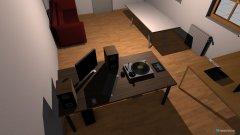 Raumgestaltung B day Fabi in der Kategorie Wohnzimmer