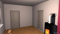 Raumgestaltung b in der Kategorie Wohnzimmer