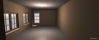 Raumgestaltung Baava Hall in der Kategorie Wohnzimmer