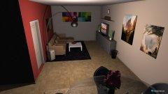 Raumgestaltung Babe in der Kategorie Wohnzimmer