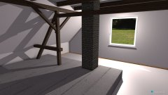 Raumgestaltung Ballsaal in der Kategorie Wohnzimmer