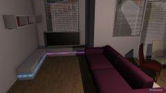 Raumgestaltung banesa ne kosove kline in der Kategorie Wohnzimmer