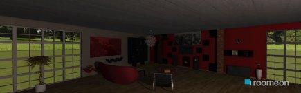 Raumgestaltung Barbi1 in der Kategorie Wohnzimmer