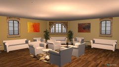 Raumgestaltung Barnes & Noble lounge in der Kategorie Wohnzimmer
