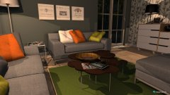 Raumgestaltung bbc in der Kategorie Wohnzimmer