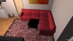 Raumgestaltung BBG Wohnzimmer in der Kategorie Wohnzimmer