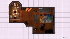 Raumgestaltung Beerfurth wohnzimmer in der Kategorie Wohnzimmer