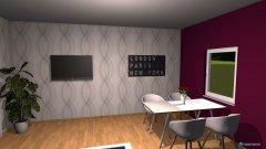 Raumgestaltung Beispiel 1 in der Kategorie Wohnzimmer