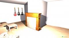 Raumgestaltung Ben und Marina 2 in der Kategorie Wohnzimmer