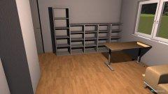 Raumgestaltung Bergstrasse 16 in der Kategorie Wohnzimmer