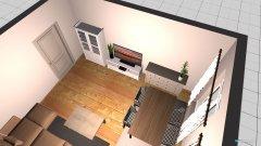Raumgestaltung Berlin Wohnzimmer in der Kategorie Wohnzimmer