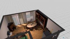 Raumgestaltung Bernerstr. 80_Wohnzimmer in der Kategorie Wohnzimmer