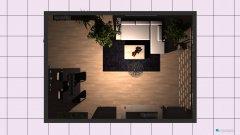 Raumgestaltung Bianco in der Kategorie Wohnzimmer
