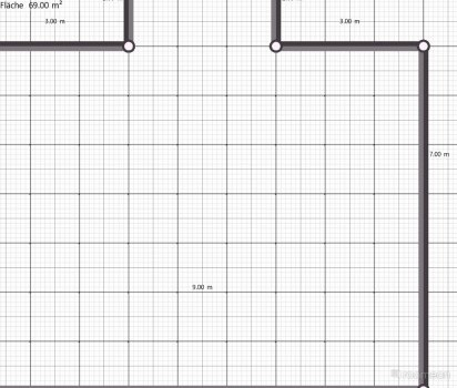 Raumgestaltung Bibliothek in der Kategorie Wohnzimmer