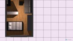 Raumgestaltung Biene in der Kategorie Wohnzimmer