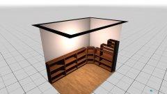 Raumgestaltung Billy Loft in der Kategorie Wohnzimmer