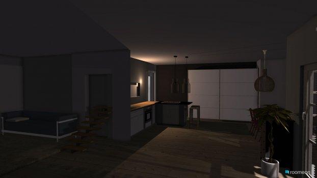 Raumgestaltung bine in der Kategorie Wohnzimmer