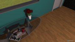 Raumgestaltung Black Dragon in der Kategorie Wohnzimmer