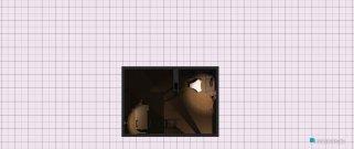 Raumgestaltung Blacky in der Kategorie Wohnzimmer