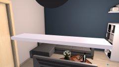 Raumgestaltung BLAU in der Kategorie Wohnzimmer