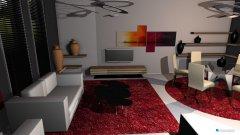 Raumgestaltung blloku integral banesa tip 3 in der Kategorie Wohnzimmer