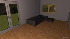 Raumgestaltung BMH Entwurf 1 in der Kategorie Wohnzimmer