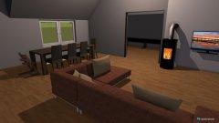 Raumgestaltung Boden_01_Einrichtung_01 in der Kategorie Wohnzimmer