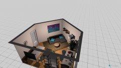 Raumgestaltung Böcklinstrasse_Wohnzimmer in der Kategorie Wohnzimmer