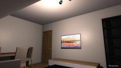 Raumgestaltung Borle WZ in der Kategorie Wohnzimmer