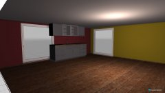Raumgestaltung bornfeld 61 in der Kategorie Wohnzimmer
