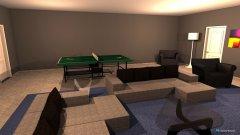 Raumgestaltung Brandi Living Room in der Kategorie Wohnzimmer