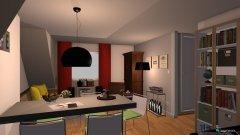 Raumgestaltung brandtsplatz 3 in der Kategorie Wohnzimmer