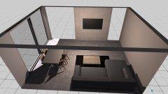 Raumgestaltung Brelslauer Grundriss in der Kategorie Wohnzimmer