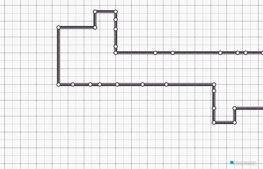Raumgestaltung Briaach 2 in der Kategorie Wohnzimmer