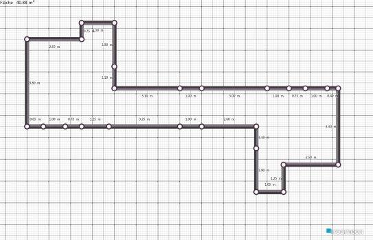 Raumgestaltung Briach in der Kategorie Wohnzimmer