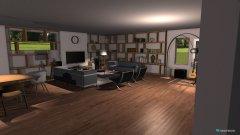 Raumgestaltung bronowa 4 in der Kategorie Wohnzimmer