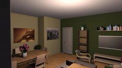 Raumgestaltung brrr in der Kategorie Wohnzimmer