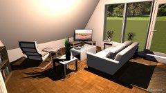 Raumgestaltung Brückendgültig in der Kategorie Wohnzimmer