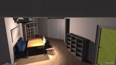 Raumgestaltung Brückenstraße  in der Kategorie Wohnzimmer