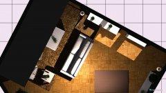 Raumgestaltung Brückig in der Kategorie Wohnzimmer