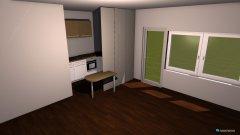 Raumgestaltung BuBu Wohnung in der Kategorie Wohnzimmer