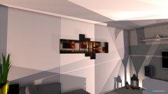 Raumgestaltung Bucha 2.1 Variante  in der Kategorie Wohnzimmer