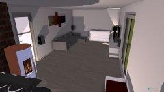 Raumgestaltung Bucha Variante 2 in der Kategorie Wohnzimmer