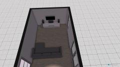 Raumgestaltung Bucha in der Kategorie Wohnzimmer