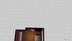 Raumgestaltung bude 1 in der Kategorie Wohnzimmer