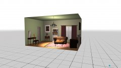 Raumgestaltung Buehne2016 in der Kategorie Wohnzimmer