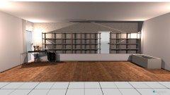 Raumgestaltung Bühnenmodell in der Kategorie Wohnzimmer