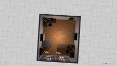 Raumgestaltung büro 1 in der Kategorie Wohnzimmer