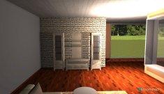 Raumgestaltung bungalow in der Kategorie Wohnzimmer